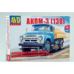 AVD 1289   ZIL 130 AKPM-3 Úttisztító autó