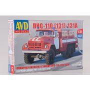 AVD PNS 110 ZiL 131 Tűzoltóautó