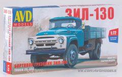 AVD ZIL 130 Platós Teherautó