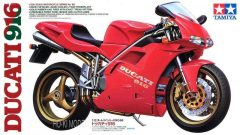 Tamiya 14068 Ducati 916 Motorkerékpár