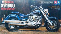 Tamiya 1408 Yamaha XV1600 Roadstar Motorkerékpár