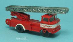Modelltec IFA W-50 Létrás Tűzoltóautó