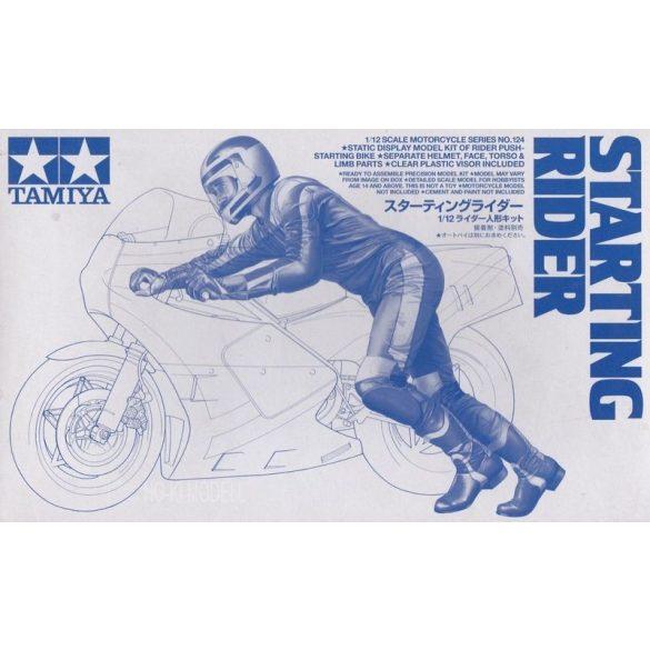 Tamiya 14124 Starting Rider