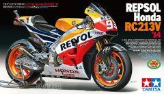 Tamiya Repsol Honda RC213V'14 Motorkerékpár