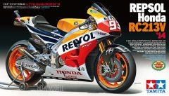 Tamiya 14130  Repsol Honda RC213V'14 Motorkerékpár