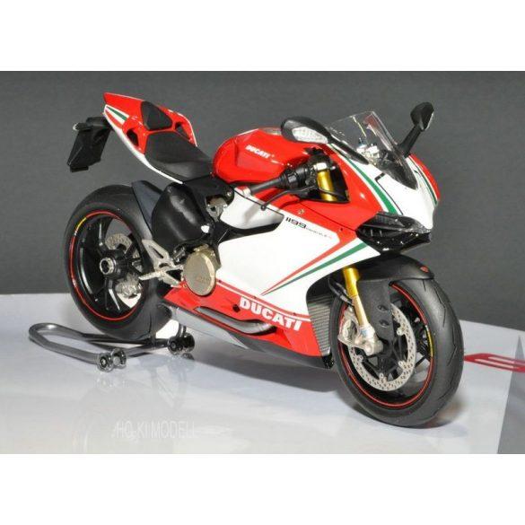 Tamiya 14132 Ducati 1199 Panigale S Tricolore Motorkerékpár