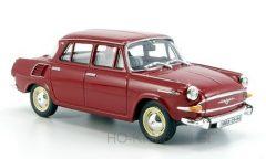 Abrex 706BC Skoda 1000MB (Bordó) 1964