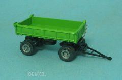 Modelltec G 5 Könnyűszerkezetes Acél Oldal Billenős Pótkocsi