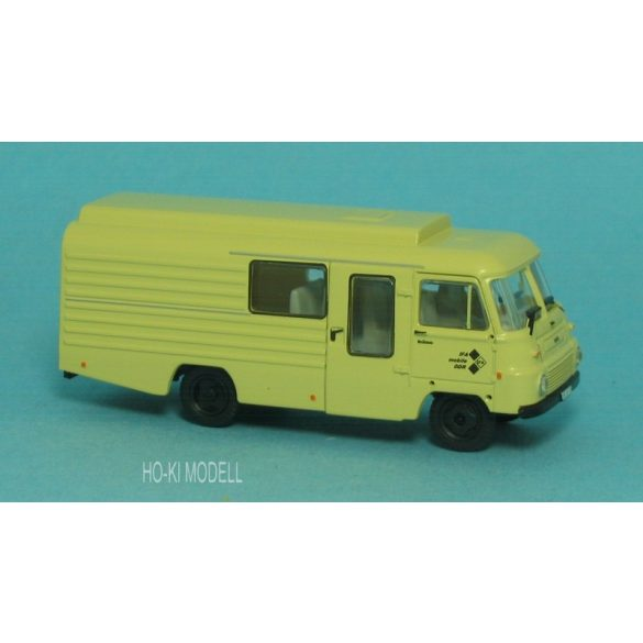"Modelltec Robur LD 3000 FrM5/Mz8 ""IFA mobile DDR"""