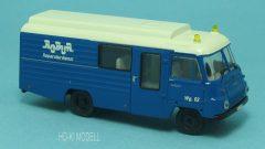 """Modelltec Robur LD 3000 FrM5/Mz8 """"Robur Reparaturdienst"""""""