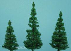 Heki Fenyőfa 3db-os készlet - talp nélküli