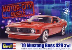 Revell 2149  Boss 429 Mustang 1970