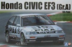Aoshima-Beemax 24005  Honda Civic EF3 Gr.A '89 PIAA