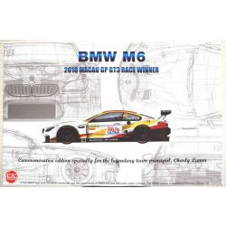 Nunu 24008  BMW M 6 GT 3 Macau GP Winner 2018