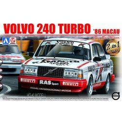 Aoshima - Beemax 24012 Volvo 240 Turbo '86 Macau GP Guia