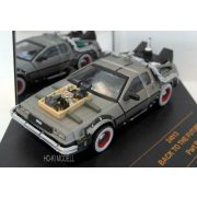 Vitesse 24013 Back to the Future part III DeLorean DMC 12 Time machine