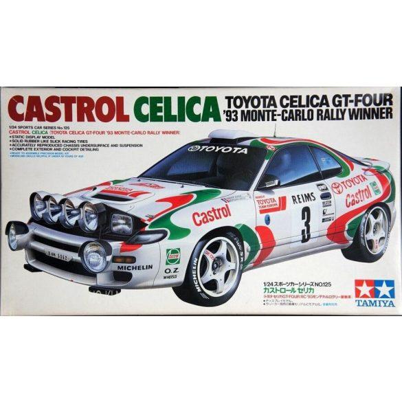 Tamiya 24125  Toyota Celica GT-4 1993 Monte Carlo
