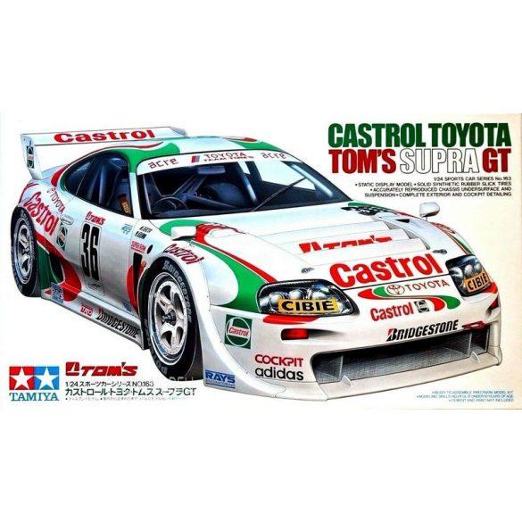 Tamiya 24163 Castrol Toyota Tom