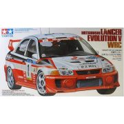 Tamiya 24203  Mitsubishi Lancer Evolution V WRC 1998 Rallye Catalunya