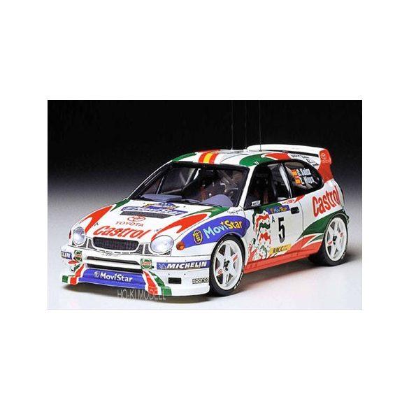 Tamiya 24209  Toyota Corolla WRC