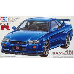 Tamiya 24210 Nissan Skyline GT-R V-spec R34