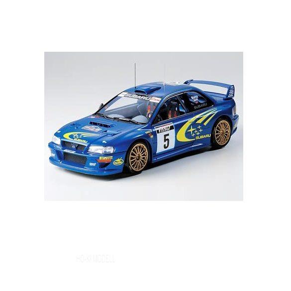 Tamiya 24218 Subaru Impreza WRC 1999 (Tour de Corse)