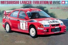 "Tamiya 24220  Mitsubishi Lancer Evo VI WRC 1998  ""Marlboro"""