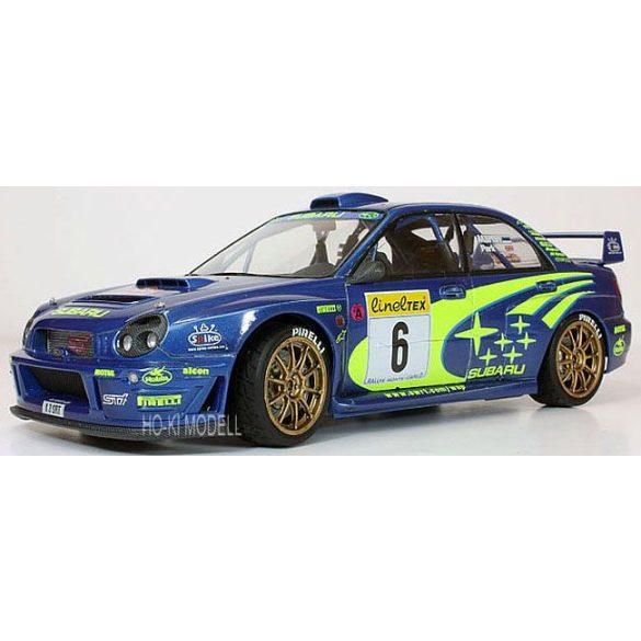 Tamiya 24240  Subaru Impreza WRC 2001 Rallye Monte Carlo
