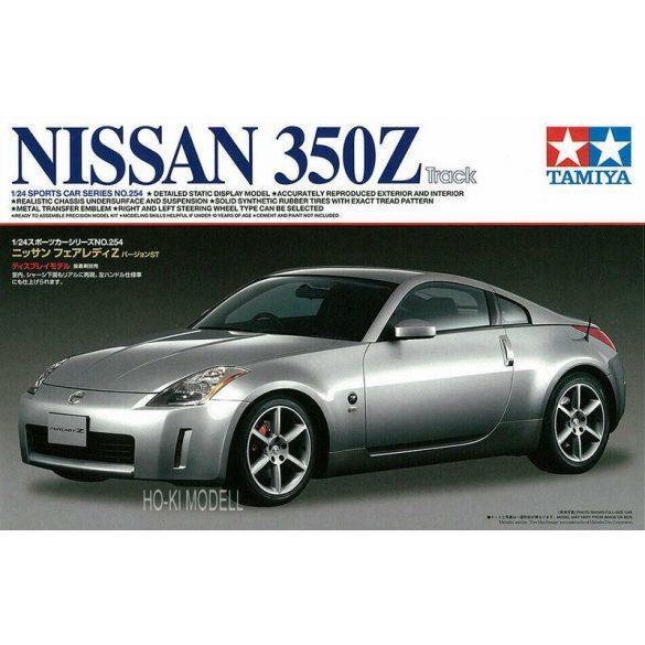 Tamiya 24254  Nissan 350Z Track