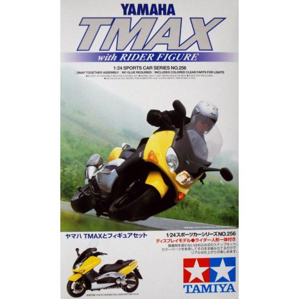 Tamiya 24256 Yamaha TMAX with Driver Figure