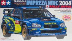 Tamiya 24276  Subaru Impreza WRC 2004 Rally Japan