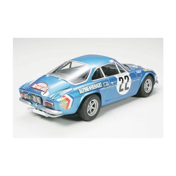 Tamiya 24278 Renault Alpine A110 Monte Carlo'71