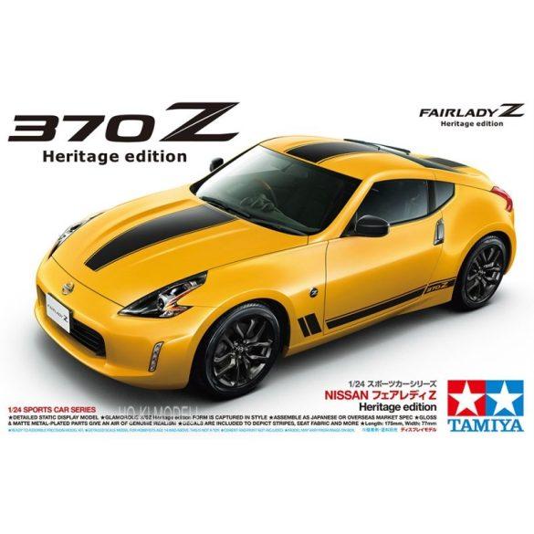 Tamiya 24348 Nissan 370 Z Heritage Edition