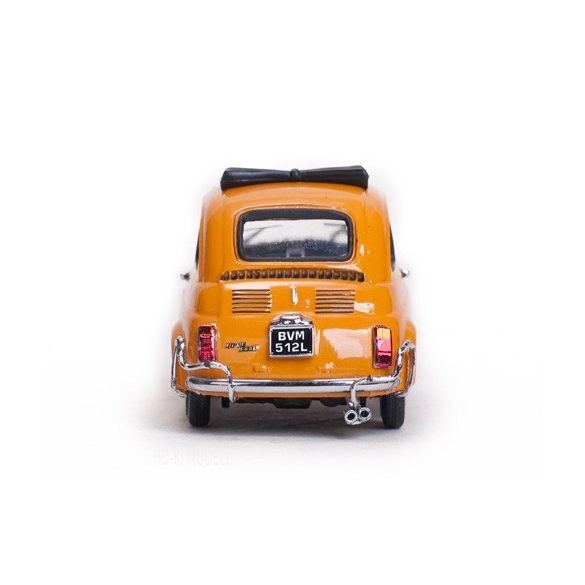 Vitesse 24512 1968 Fiat 500L Giallo Positano