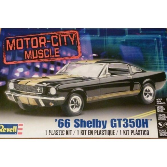 Revell 2482 Shelby Mustang GT 350H