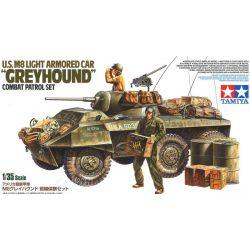 Tamiya 25196 US M8 Greyhound Combat Patrol Light Armored Car