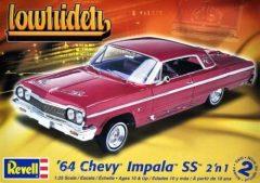 Revell 2574 1964 Chevy Impala Low Rider