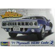 Revell 2943 Plymouth Hemi Cuda 426 - 1971