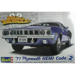 Revell 2943  Plymouth Hemi Cuda 426 -1971