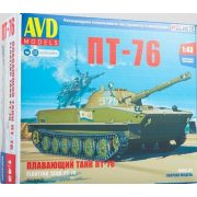 AVD Models 3015  Amphibious tank PT-76