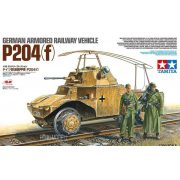 Tamiya 32413 German Armored Railcar P204(f)