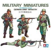Tamiya 35002 German Army Infantry