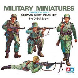 Tamiya 35002 German Army Infantry