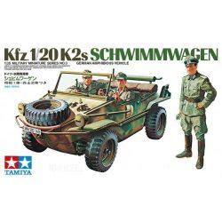 Tamiya 35003 Kfz.1/20K2s Schwimmwagen German Amphibious Vehicle