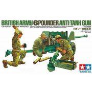 Tamiya 35005 WWII British Army 6 Pounder Anti Tank Gun