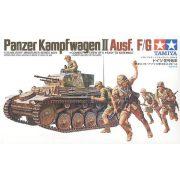 Tamiya 35009  German Panzer Mk. II Ausf.F G