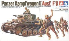 Tamiya German Panzer Mk. II Ausf.F G