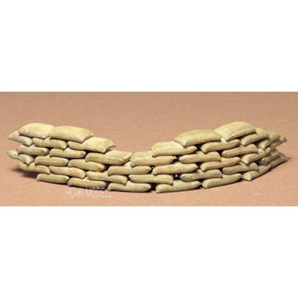 Tamiya 35025 Sand Bags 48db homokzsák