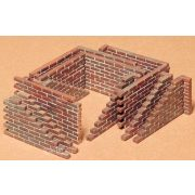 Tamiya 35028  Brick wall set