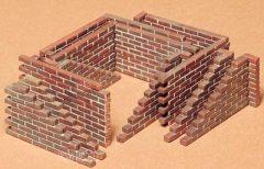 Tamiya Brick wall set